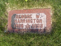 George W Harrington