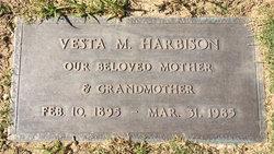 Norvesta M. <I>Mathis</I> Harbison