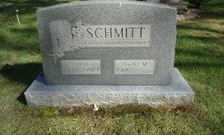 Hazel Minnie <I>Fordham</I> Schmitt