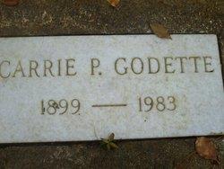 Carrie <I>Parker</I> Godette