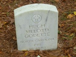 Pvt Hugh Meloyd Godette