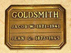 Jean G Goldsmith