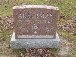 Otto Sjouke Akkerman