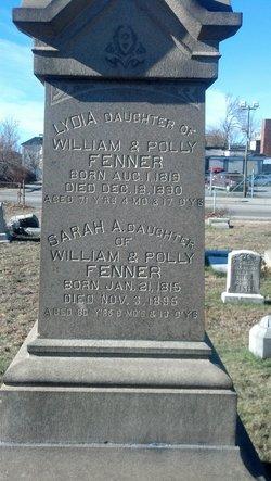 Lydia Fenner