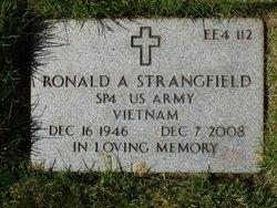 Ronald Alfred Strangfield