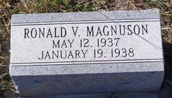 Ronald V. Magnuson