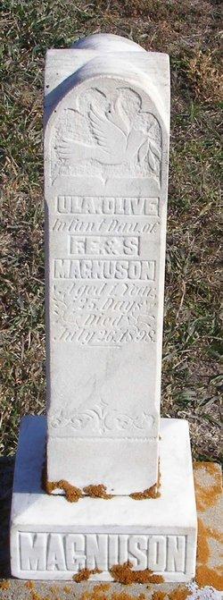 Ula Olive Magnuson