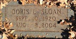 Doris L Sloan