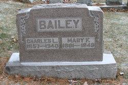 Mary Frances <I>Ashbaugh</I> Bailey