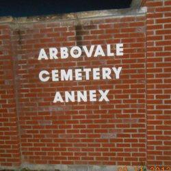 Arbovale Cemetery Annex