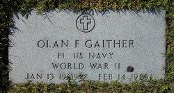 Olan F. Gaither