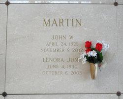 John Wallace Martin