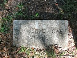 Elizabeth Walden Howe