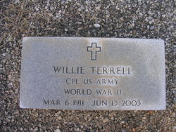 Willie Terrell