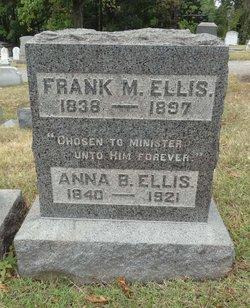 Rev Frank M Ellis