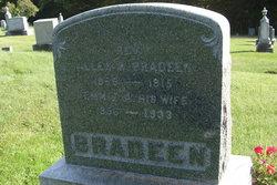Rev Allen Woodbury Bradeen