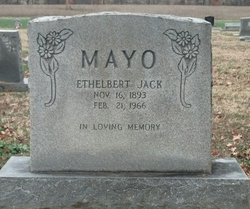 Ethelbert Jack Mayo