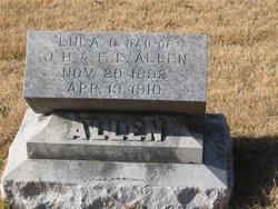 Lula G Allen
