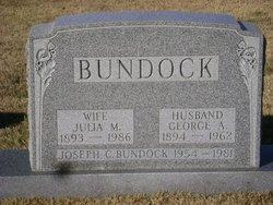 George Henry Bundock