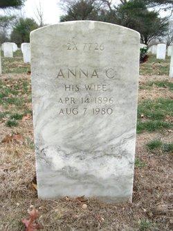 Anna C <I>Goebel</I> Pukies