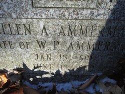 Ellen Ardella <I>Lee</I> Ammerman