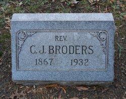 Rev Christian James Broders