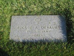August Richard Devaurs