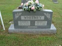 Robert S Whitney