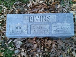 """Agnes Magdlean """"Lena"""" <I>King</I> Bivins"""