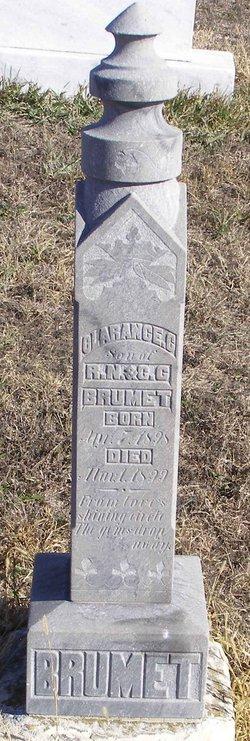 Clarence G. Brummet