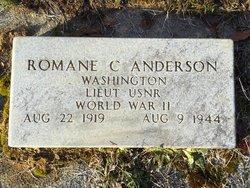 LT Romane Cameron Anderson