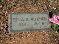 Ella May <I>Thomas</I> Kitchen