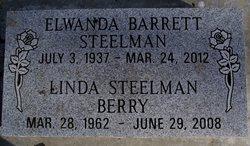 "Linda Sue ""Steelman"" Berry"