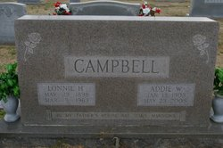 Lonnie Harold Campbell