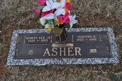 Dorothy <I>Todd</I> Asher
