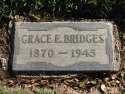Grace Ethel <I>Gott</I> Bridges