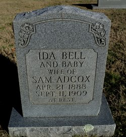 Ida Bell Adcox