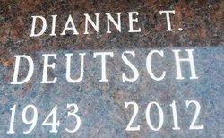 Dianne T. <I>Broeckelmann</I> Deutsch