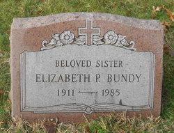Elizabeth P. Bundy