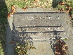 Alfred C Bertolino