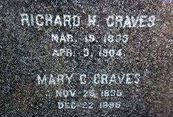 Mary C. <I>Russell</I> Graves