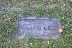 """Jessie Frank """"Jess"""" <I>Rogers</I> Crawford"""