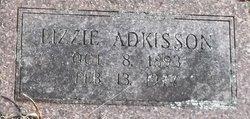 Elizabeth Lizzie <I>Teehee</I> Adkisson