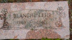 Blanche Lehr