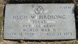 Hugh W Birdsong