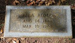 "Sarah Isabella ""Bella"" <I>Downes</I> Romain"