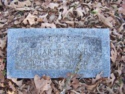 Edgar Royal Jones