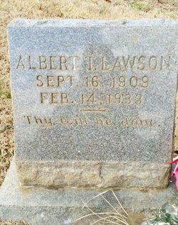 Albert T. Lawson
