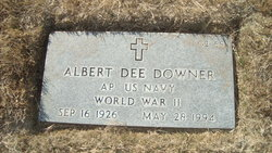 Albert Dee Downer