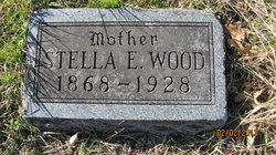 Stella E <I>Hill</I> Wood